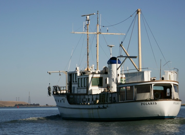 USGS Bay research vessel Polaris