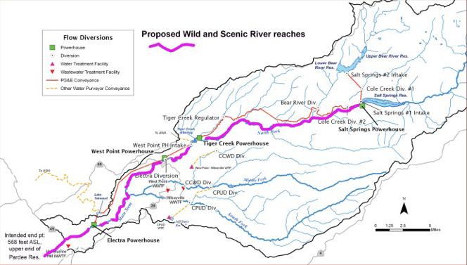 Wild river lands in suspense file san francisco estuary for Mokelumne river fishing