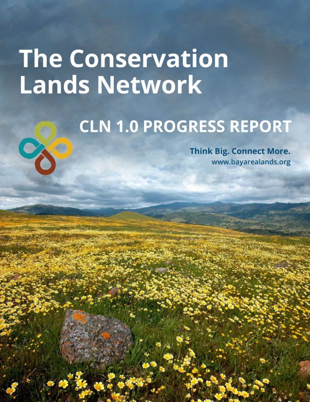 Cover of Conservation Lands Network Progress Report