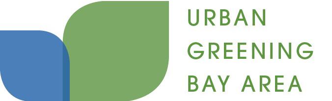 Urban Greening Bay Area logo