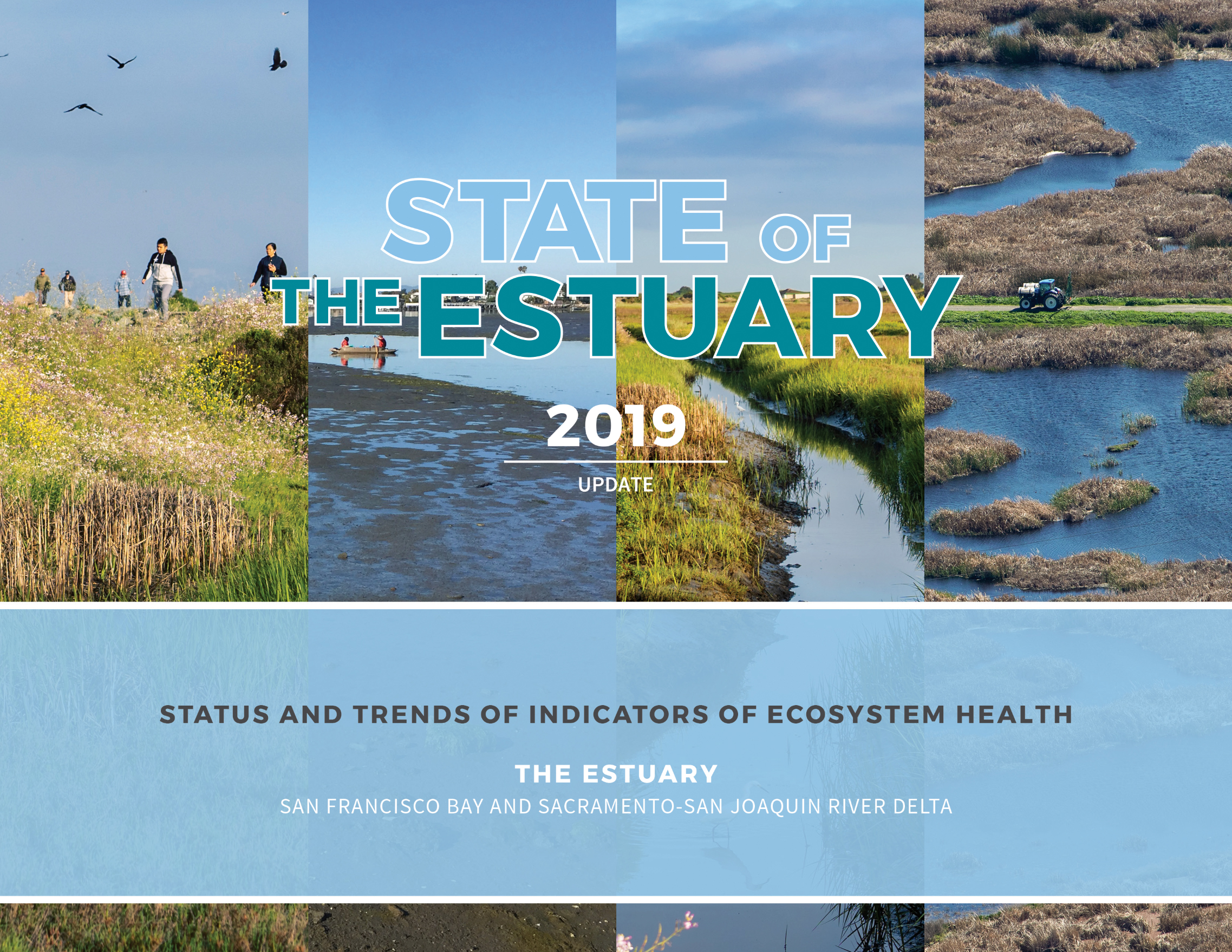 State of the Estuary Report cover