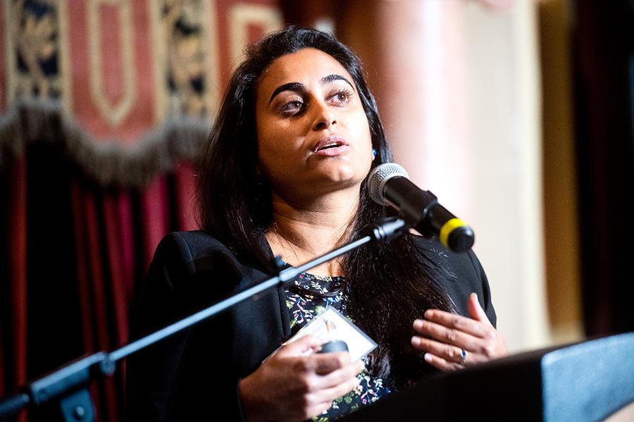 Geeta Persad at SOE 2019