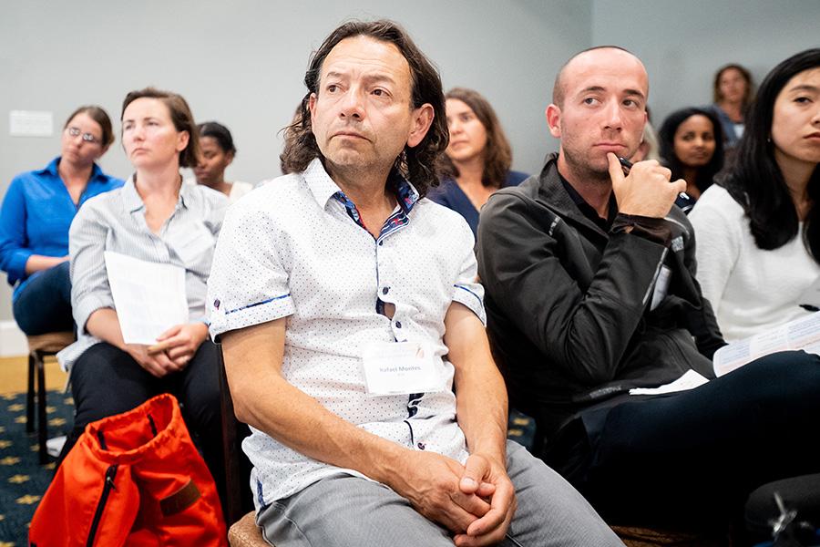 audience at soe 2019