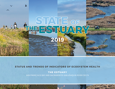 State of the Estuary Status and Trends Cover