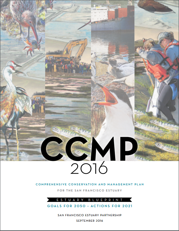 Comprehensive Conservation and Management Plan 2016 Cover