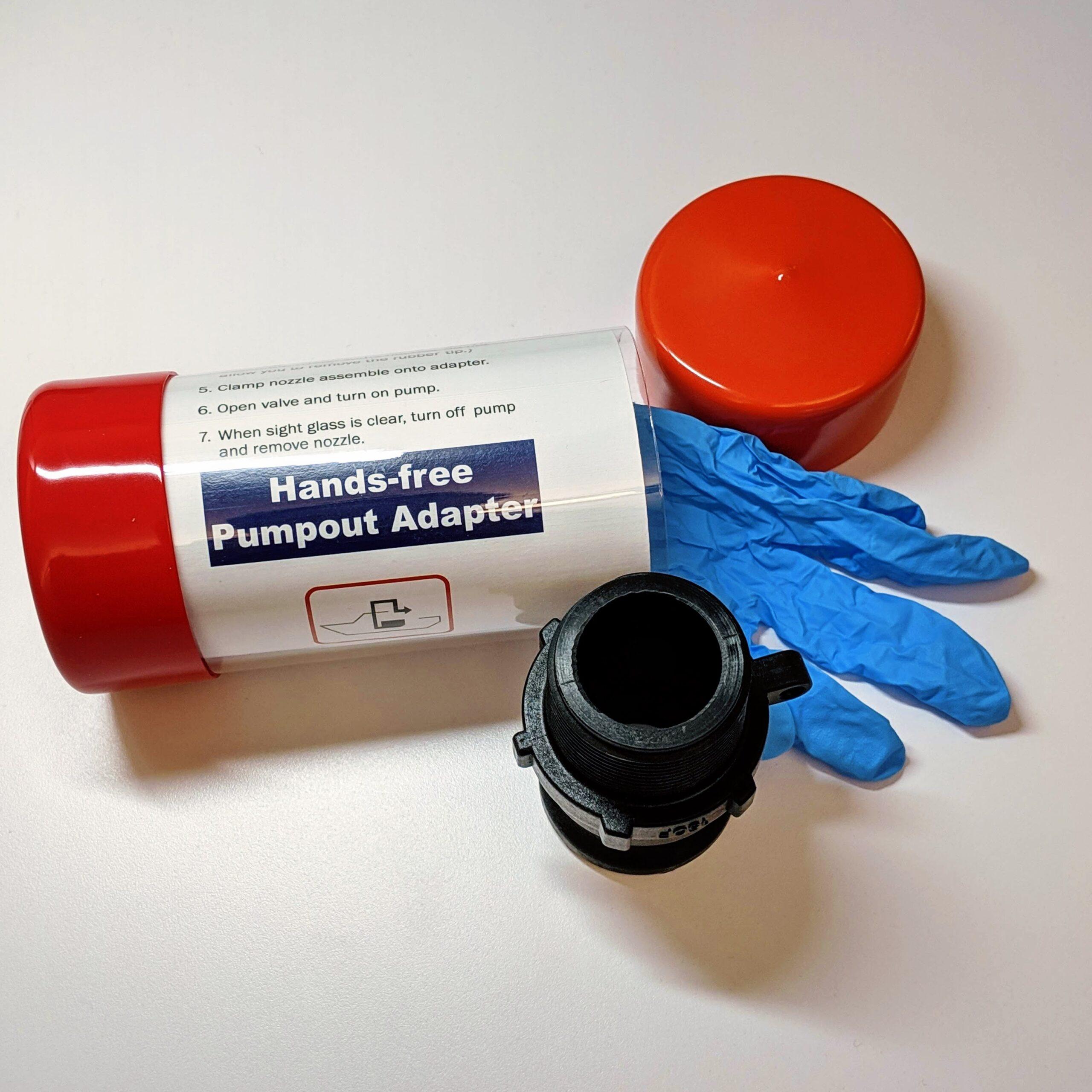 Pumpout adapter kit