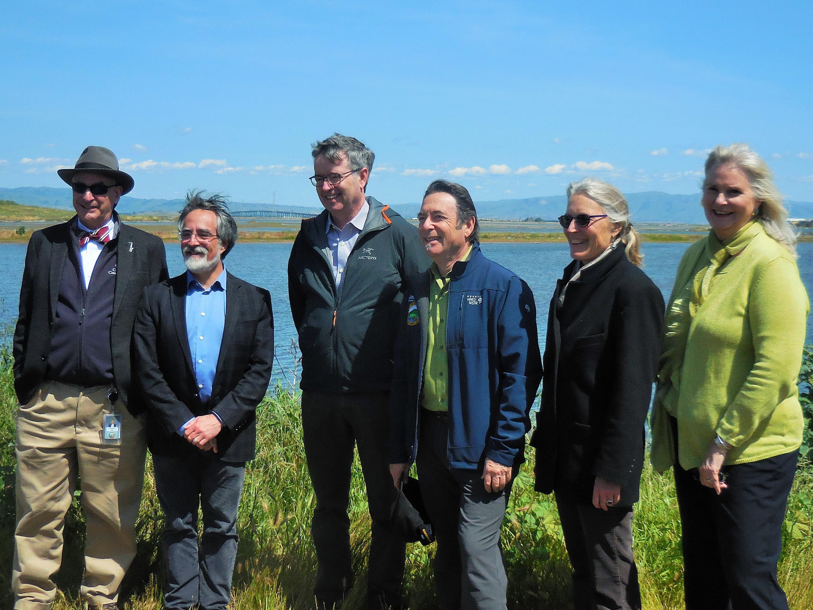 San Francisco Bay Restoration Authority board members
