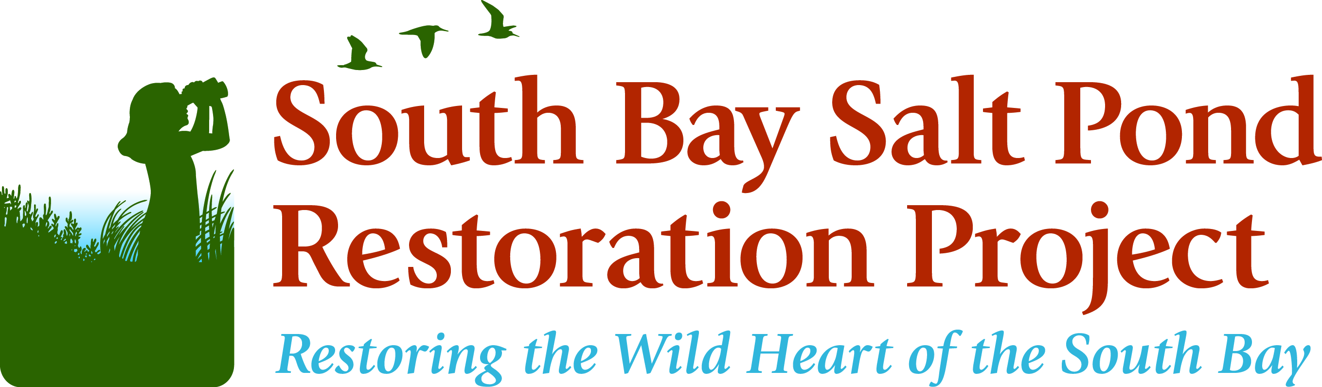 South Bay Salt Pond Restoration Project logo
