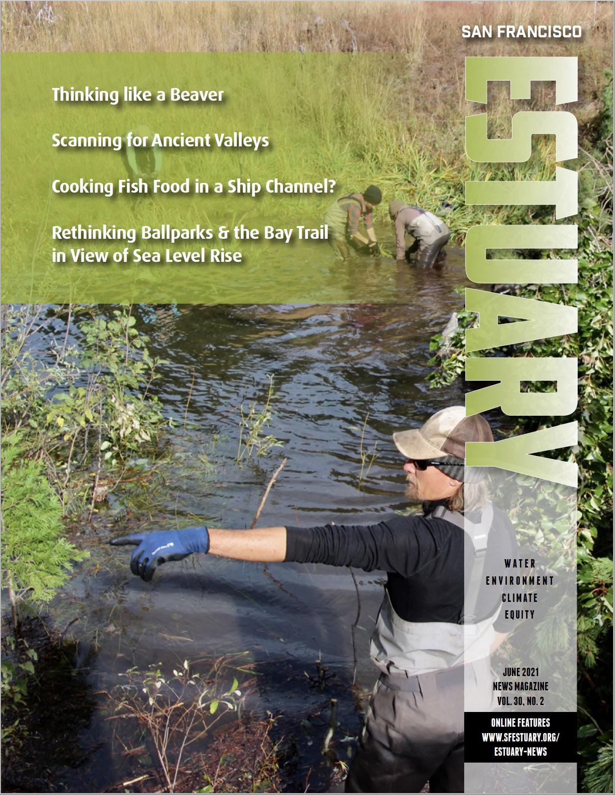 Estuary News 2021 Cover
